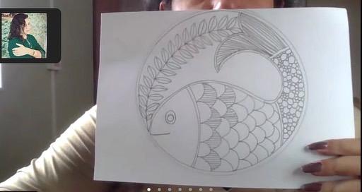 Madhubani Art 01