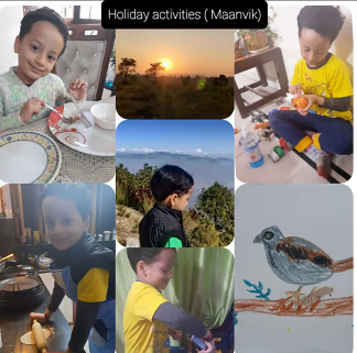 2020 Puja Holiday Homework 16