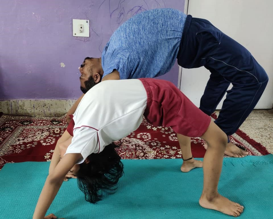 Father�s Day and International Day of Yoga (Primary).1