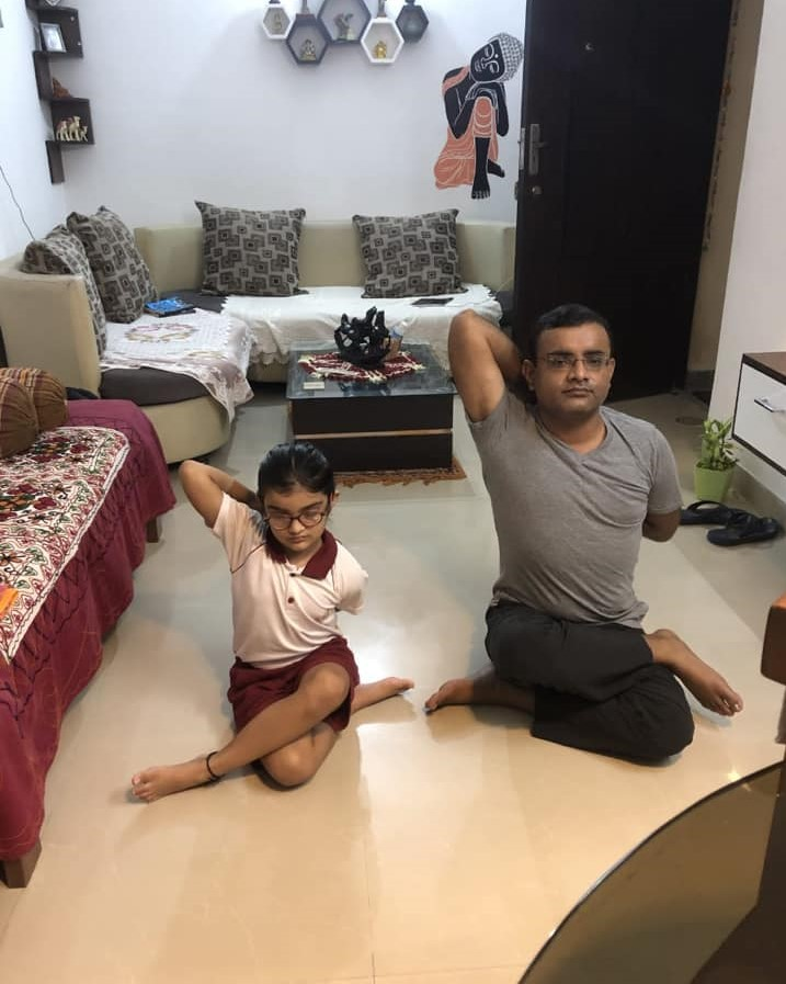 Father�s Day and International Day of Yoga (Primary).12