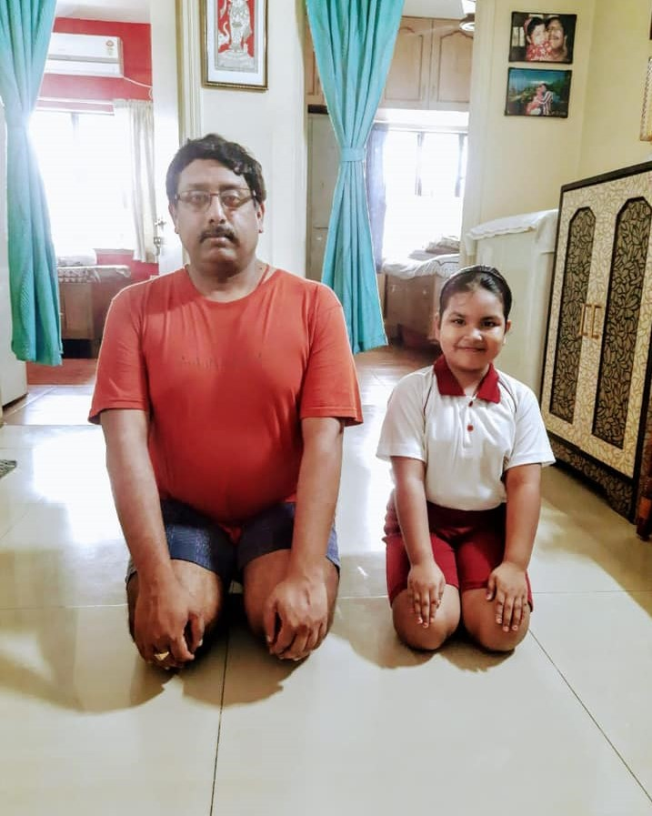 Father�s Day and International Day of Yoga (Primary).13