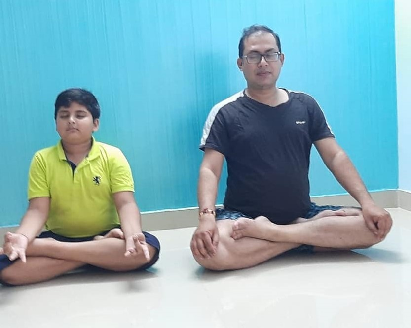 Father�s Day and International Day of Yoga (Primary).16