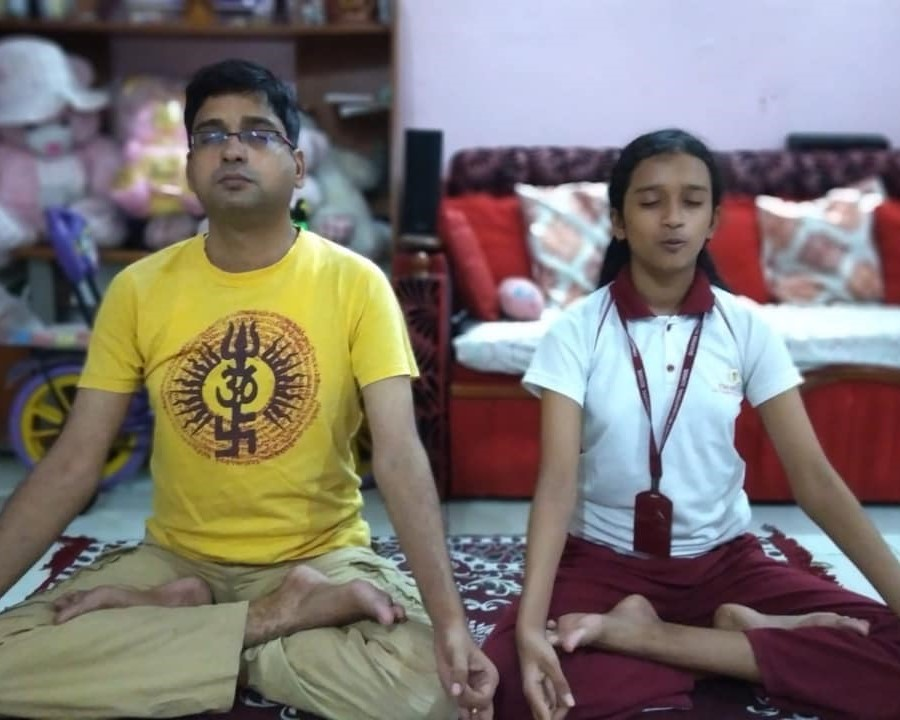 Father�s Day and International Day of Yoga (Primary).17