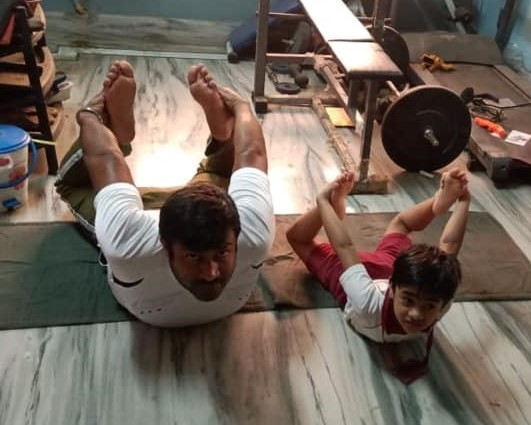 Father�s Day and International Day of Yoga (Primary).20