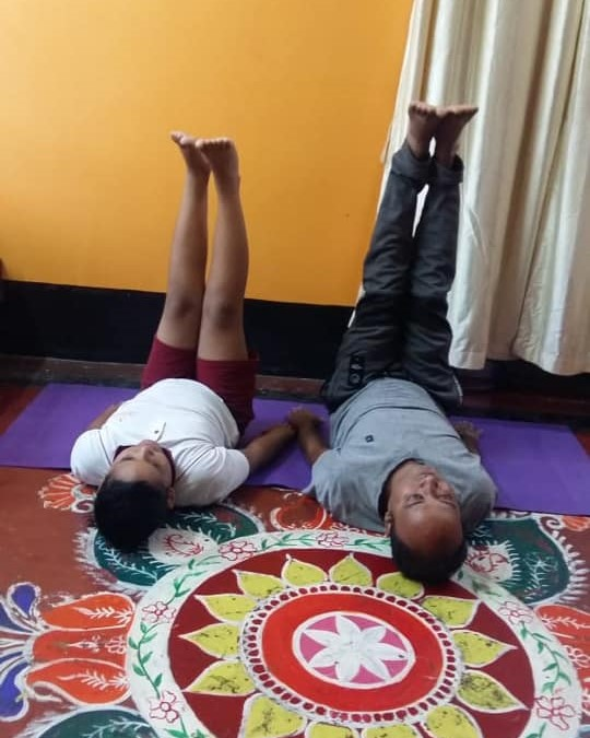 Father�s Day and International Day of Yoga (Primary).3