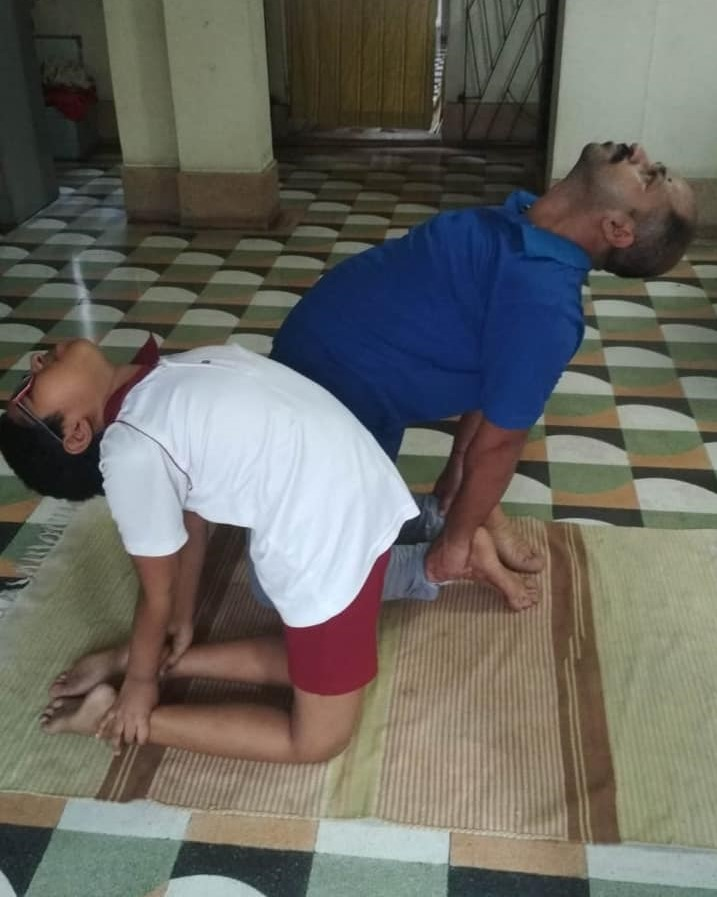 Father�s Day and International Day of Yoga (Primary).6