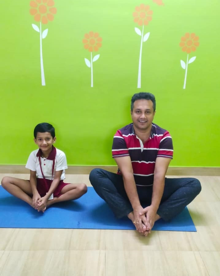 Father�s Day and International Day of Yoga (Primary).7