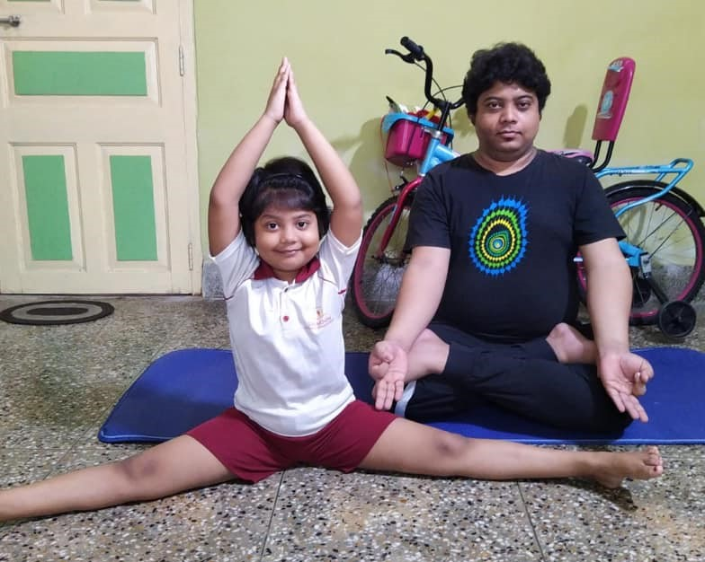 Father�s Day and International Day of Yoga (Primary).8