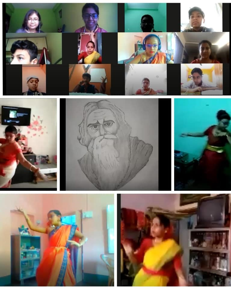 Rabindra Jayanti  + Mother�s Day.3