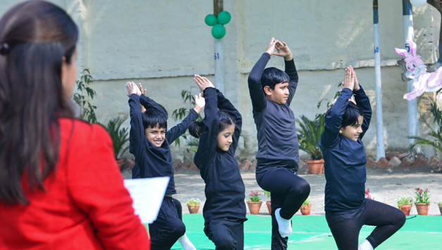 The 2nd Annual Sports of Swarnim International School