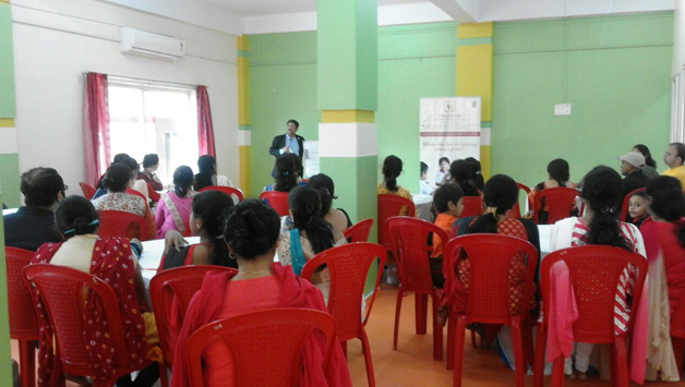 WORKSHOP ON PROACTIVE PARENTING