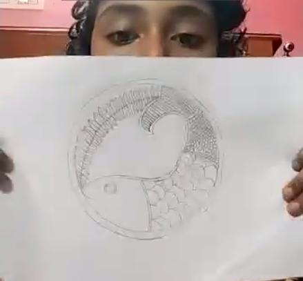 Madhubani Art 03