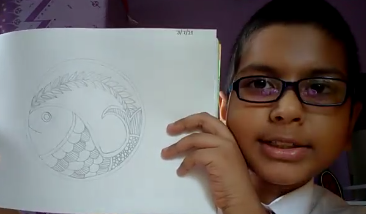 Madhubani Art 04