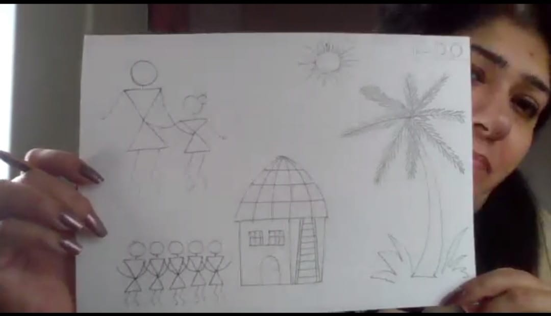 Madhubani Art 06