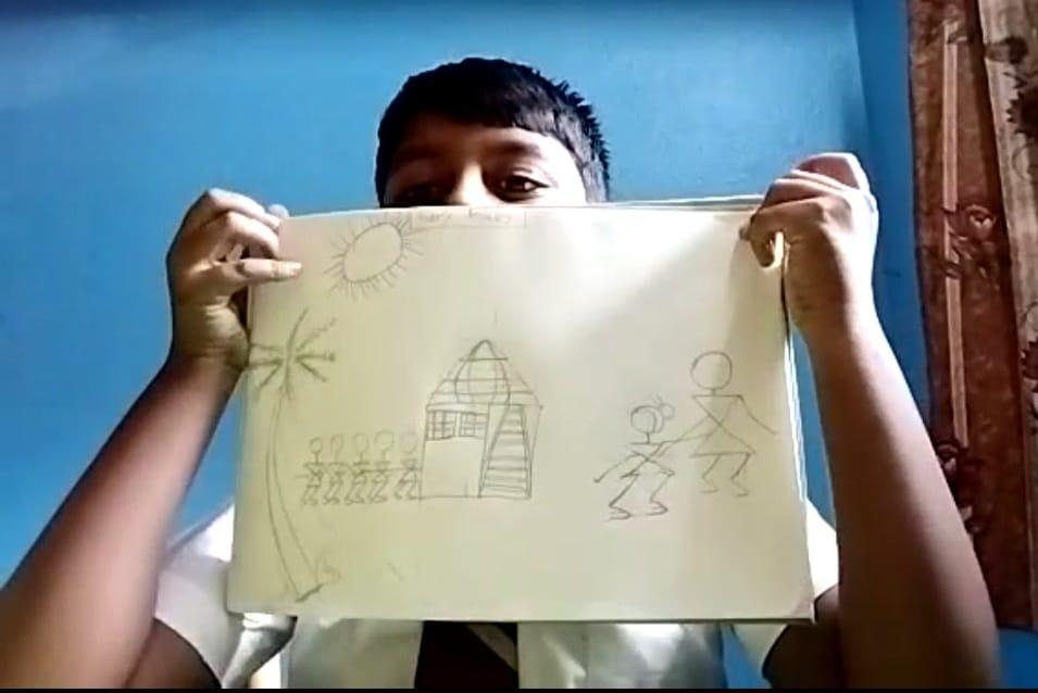 Madhubani Art 11