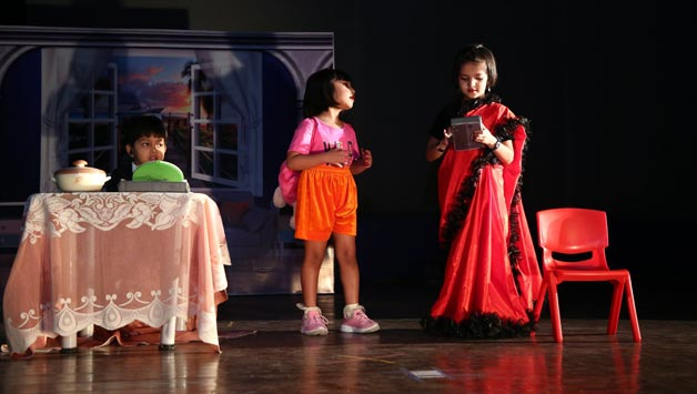 Annual Day - primary and pre primary