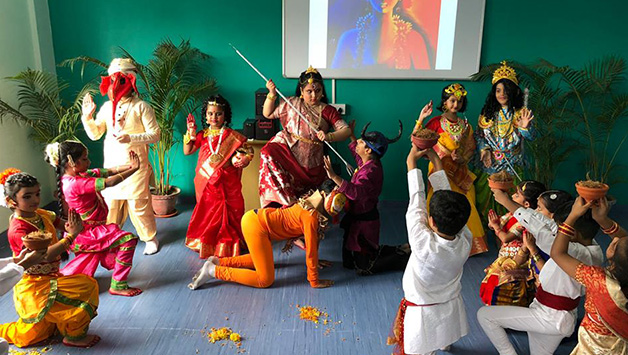 Durga Puja Program