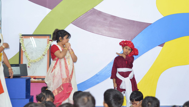 RABINDRA JAYANTI CELEBRATIONS