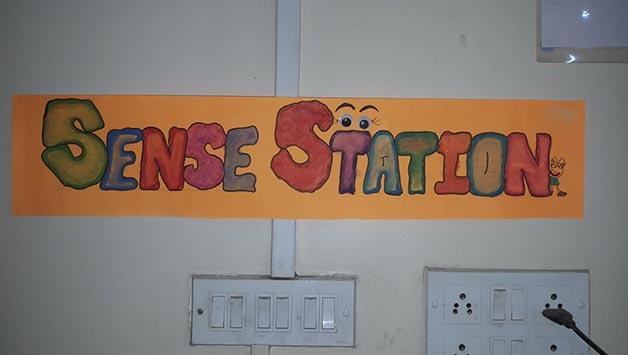 Sensations in Sense Stations