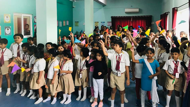 Teachers' Day Celebrations at Swarnim