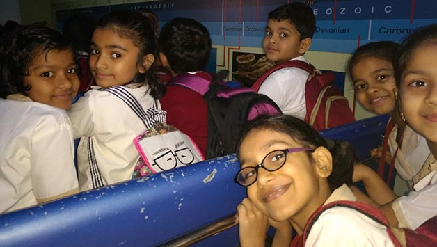Educational Trip to Science City